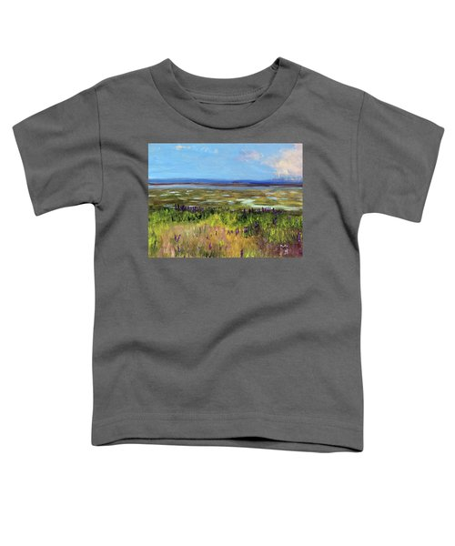 Lupine Of Fort Hill Toddler T-Shirt