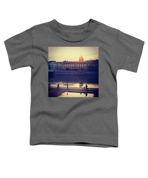 Lyon City- An Amazing Place! Toddler T-Shirt