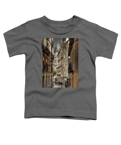 Madrid Streets Toddler T-Shirt
