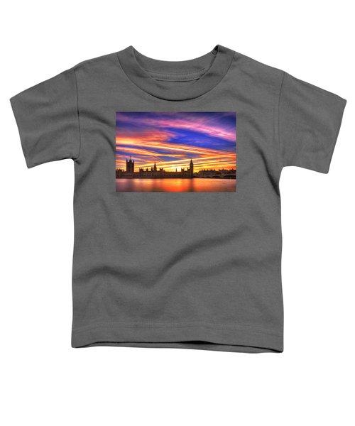 Magical London Toddler T-Shirt