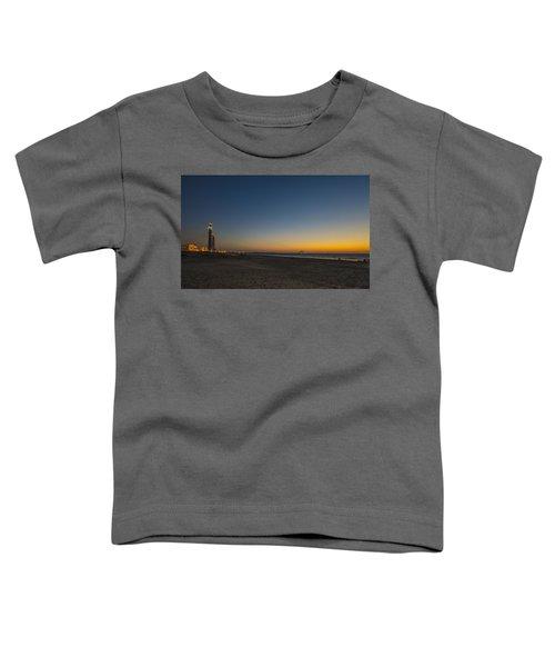 magical sunset moments at Caesarea  Toddler T-Shirt