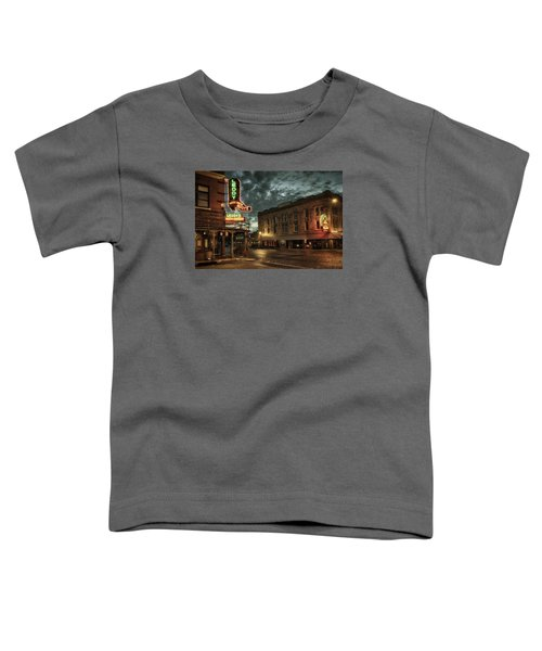 Main And Exchange Toddler T-Shirt