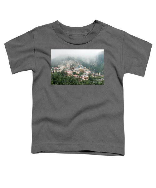 Maleod Ganj Of Dharamsala Toddler T-Shirt