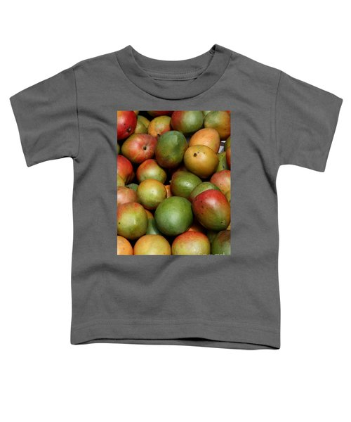 Mangoes Toddler T-Shirt by Carol Groenen