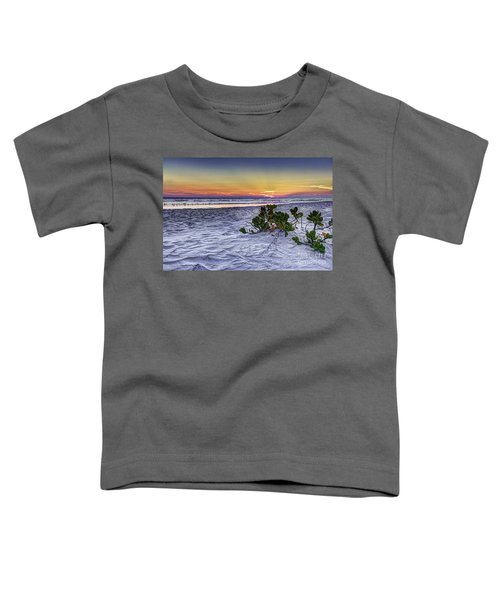 Mangrove On The Beach Toddler T-Shirt