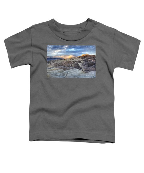 Manly Beacon Toddler T-Shirt by Juli Scalzi