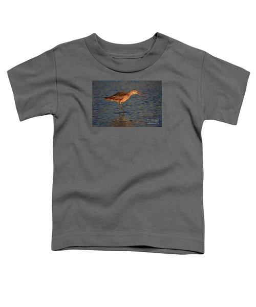 Marbled Godwit Call Toddler T-Shirt