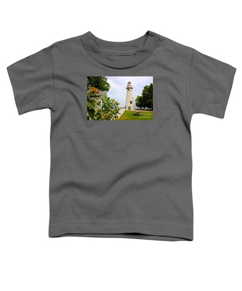 Marblehead Lighthouse Toddler T-Shirt