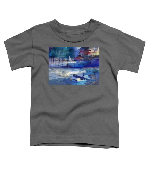 Maritime Fantasy Toddler T-Shirt