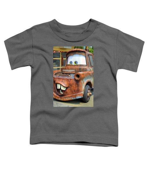 Mater Toddler T-Shirt