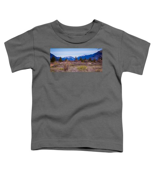 Mazama From Wolf Creek Toddler T-Shirt