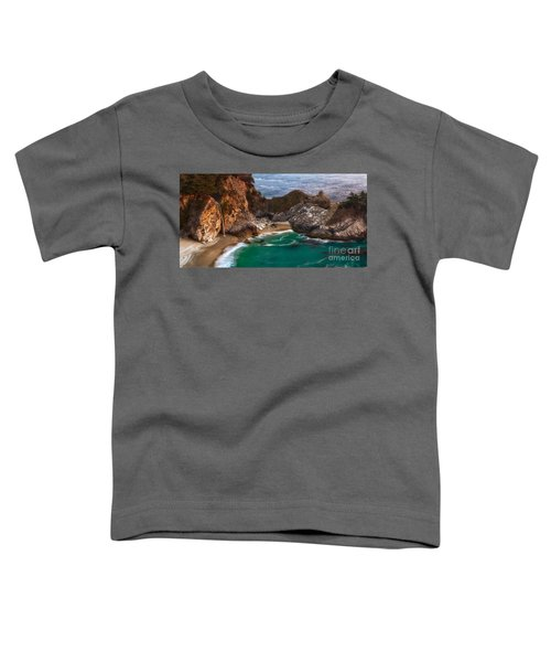 Mcway Falls Toddler T-Shirt