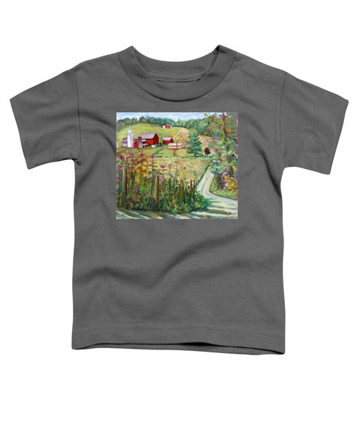 Meadow Farm Toddler T-Shirt