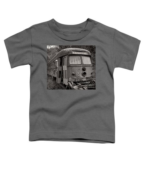 Meet Me In Kenmore Square Toddler T-Shirt
