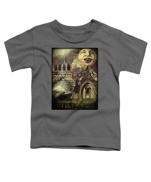 Melies Man In The Moon Toddler T-Shirt