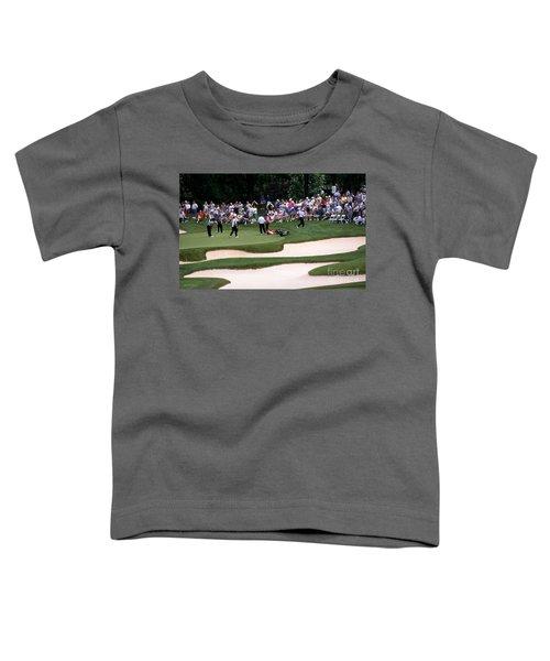 12w192 Memorial Tournament Photo Toddler T-Shirt