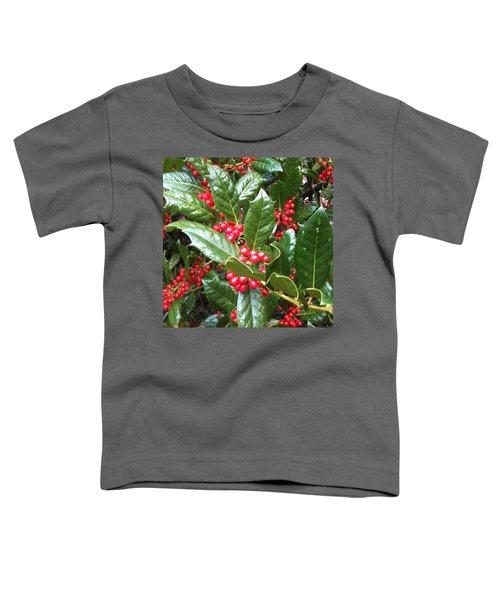 Merry Berries Toddler T-Shirt