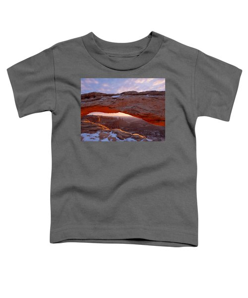 Mesa Glow Toddler T-Shirt