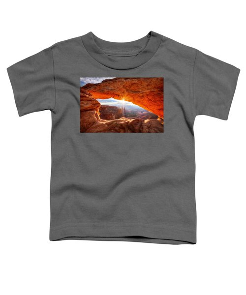 Mesa's Sunrise Toddler T-Shirt