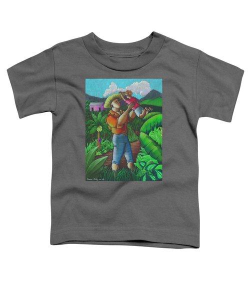 Mi Futuro Y Mi Tierra Toddler T-Shirt