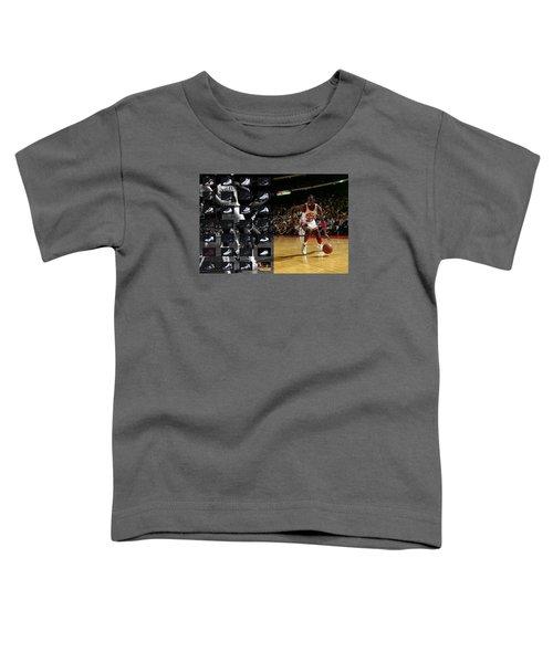 Michael Jordan Shoes Toddler T-Shirt