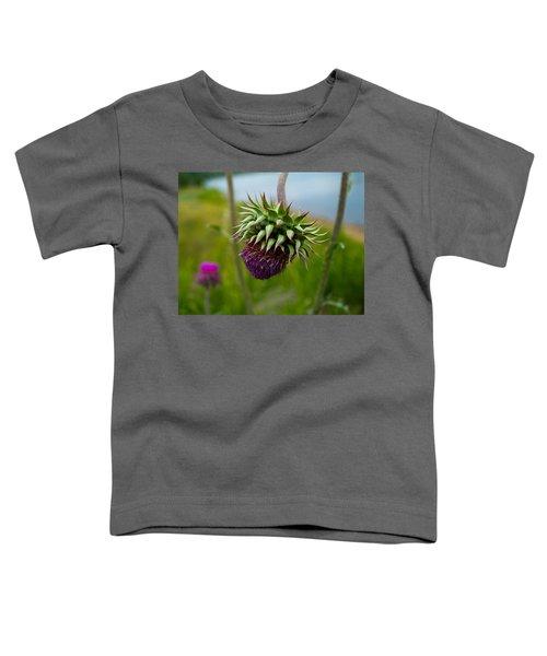 Milk Thistle Toddler T-Shirt
