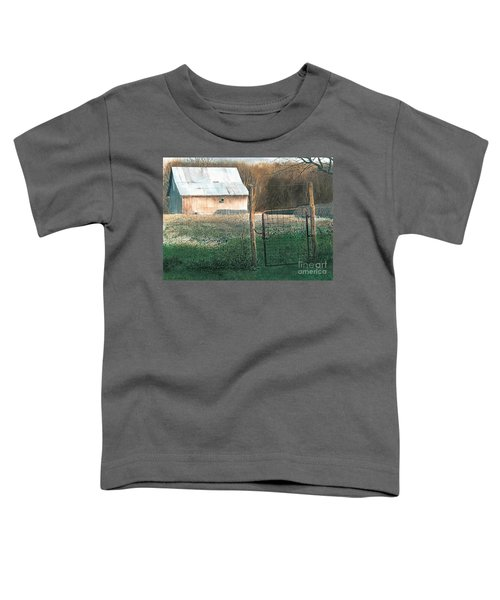 Milking Time Toddler T-Shirt