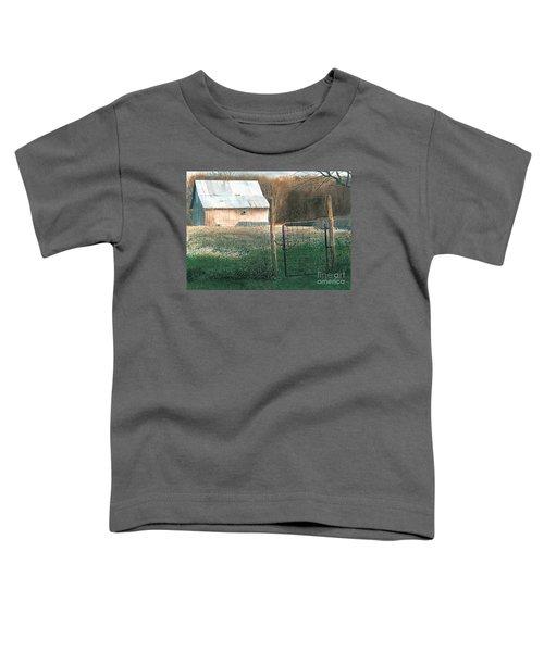 Milking Time Toddler T-Shirt