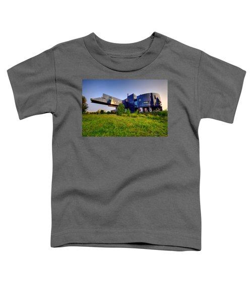 Minneapolis Guthrie Theater Summer Evening Toddler T-Shirt