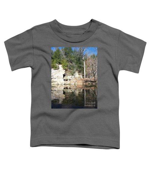 Sugar Creek Mirror Toddler T-Shirt