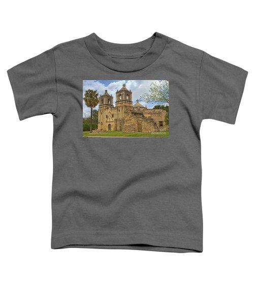 Mission Concepcion Toddler T-Shirt