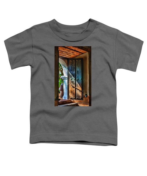 Mission Door Toddler T-Shirt