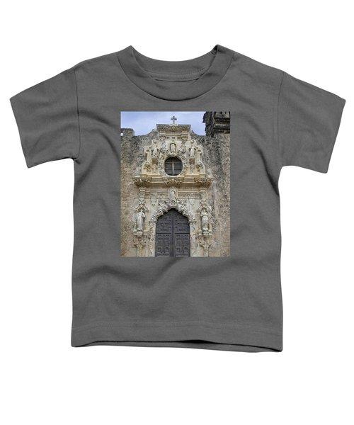 Mission San Jose Doorway Toddler T-Shirt