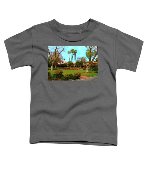 Mission San Juan Capistrano No 11 Toddler T-Shirt
