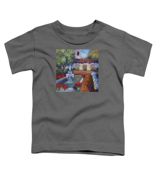 Mission Via Dolorosa Toddler T-Shirt