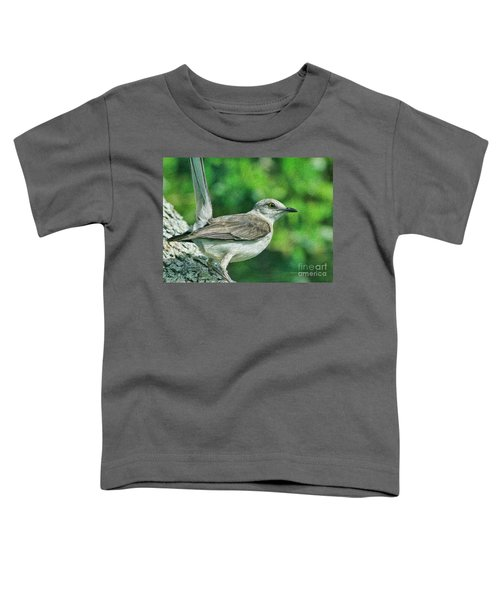 Mockingbird Pose Toddler T-Shirt
