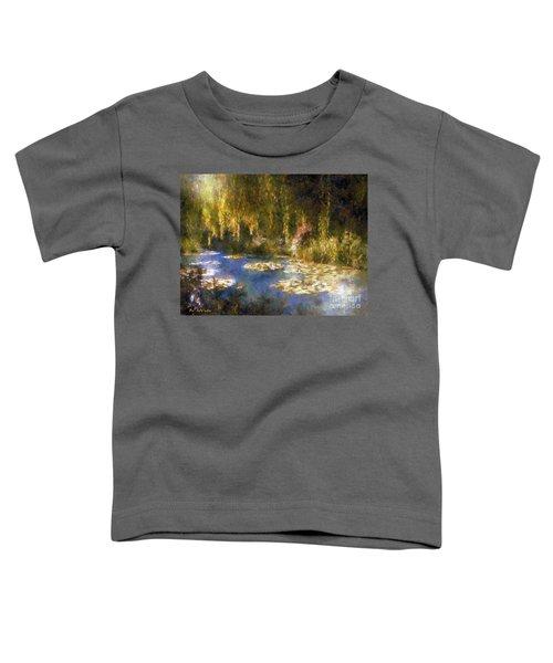 Monet After Midnight Toddler T-Shirt