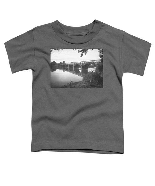 Monocacy Aqueduct, 1892 Toddler T-Shirt