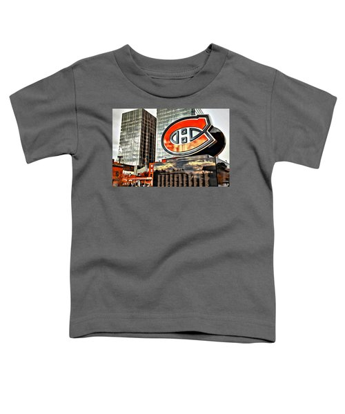 Montreal C Toddler T-Shirt