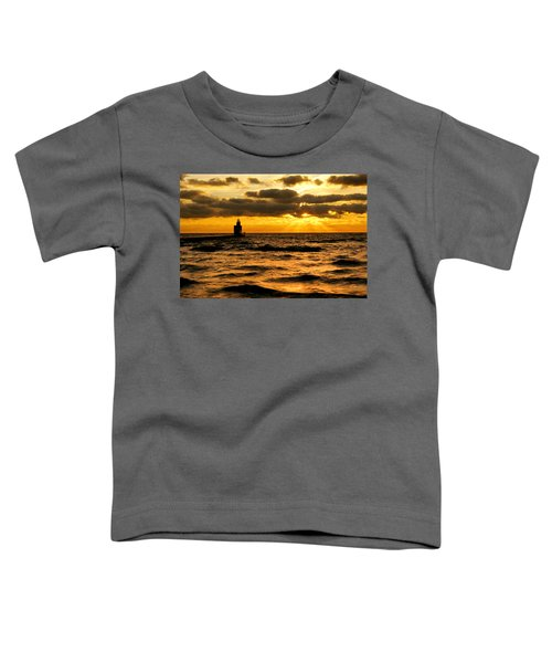 Moody Morning Toddler T-Shirt by Bill Pevlor