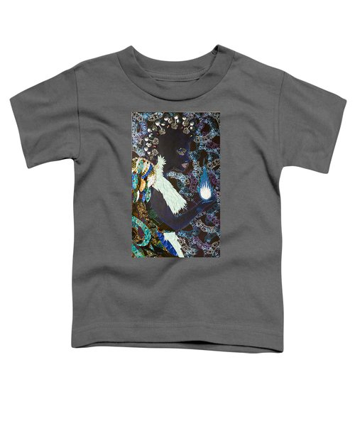 Moon Guardian - The Keeper Of The Universe Toddler T-Shirt