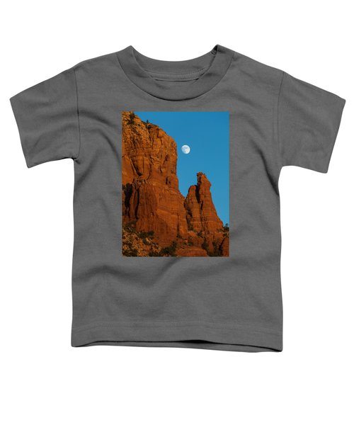 Moon Over Chicken Point Toddler T-Shirt