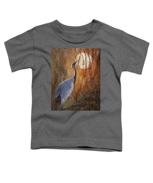 Moon Watch Toddler T-Shirt