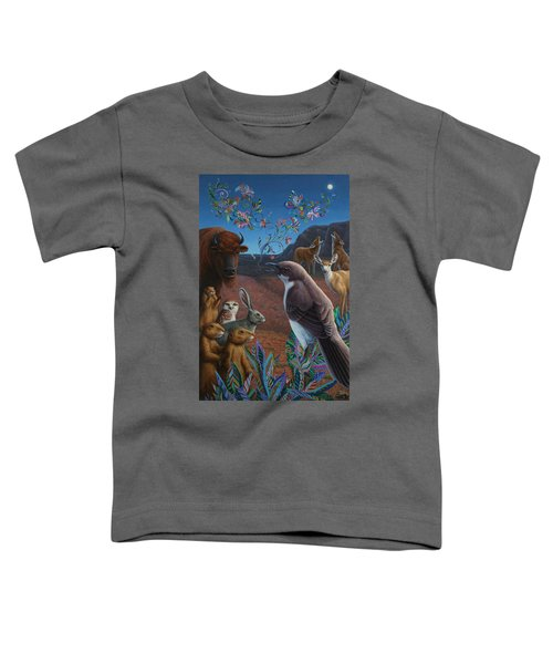 Moonlight Cantata Toddler T-Shirt
