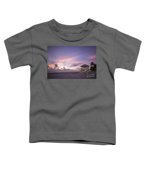 Morning Bliss Toddler T-Shirt