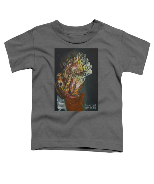 Mosaic Embrace Toddler T-Shirt