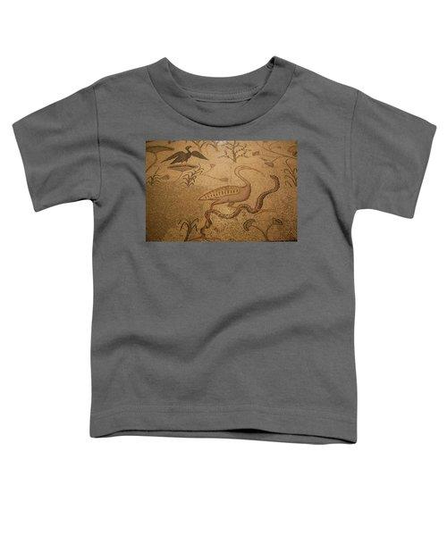 Mosaic Floor, Church Toddler T-Shirt