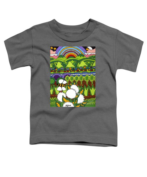 Mother Earth Toddler T-Shirt