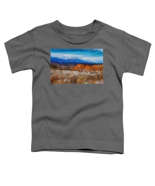 Mount Princeton Toddler T-Shirt