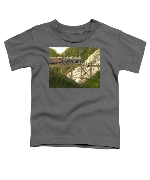 Mountain Impasse Toddler T-Shirt